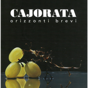 copertina Cajorata, verticale
