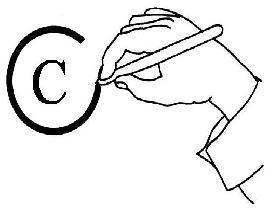 mano con cerchio C piccola