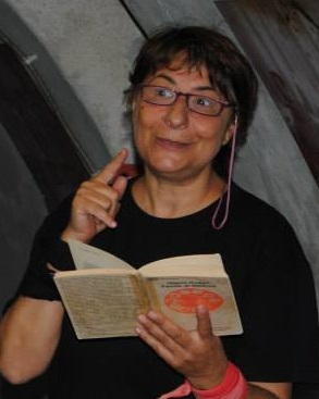 Nicoletta Molinero, curatrice di MILLEragazzi