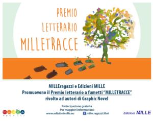 premio letterario MILLETRACCE