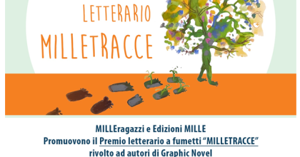 Premio letterario MILLETRACCE per graphic novel