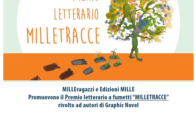 Premio letterario MILLETRACCE per graphic novel