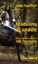 Madonna di spade, copertina